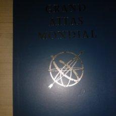Libros de segunda mano: 1962. GRAND ATLAS MONDIAL. READERS DIGEST. Lote 175006049