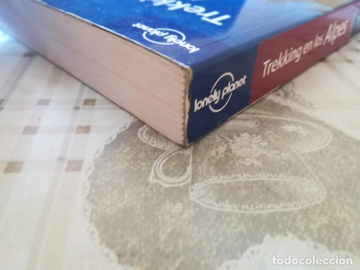 Libros de segunda mano: Trekking en los Alpes - Lonely Planet - 2004 - Foto 5 - 175015243