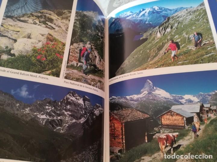 Libros de segunda mano: Trekking en los Alpes - Lonely Planet - 2004 - Foto 10 - 175015243