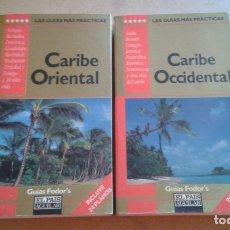 Libros de segunda mano: CARIBE OCCIDENTAL Y CARIBE ORIENTAL. Lote 175260617