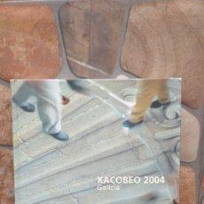 Libros de segunda mano: LIBRO SENTIMIENTOS DE CAMINO XACOBEO 2004. Lote 175414659