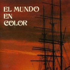 Libros de segunda mano: EL MUNDO EN COLOR. Lote 175486705
