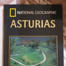 Libros de segunda mano: NATIONAL GEOGRAPHIC CONOCER ESPAÑA ASTURIAS PRECINTADO . Lote 175730963