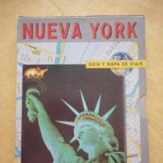 Libros de segunda mano: NUEVA YORK. GUÍA Y MAPA DE VIAJE. KÖNEMANN. 1999. NUEVO. Lote 175803135