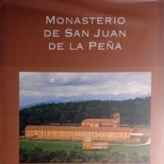 Libros de segunda mano: MONASTERIO DE SAN JUAN DE LA PEÑA / FERNANDO GALTIER MARTÍ, ETC. ZARAGOZA : GOBIERNO DE ARAGÓN, 2007. Lote 175899455
