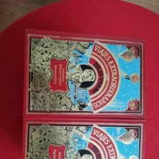 Libros de segunda mano: VIAJES EXTRAORDINARIOS JULIO VERNE. Lote 175974179