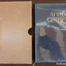 Libros de segunda mano: LES GUIDES BLEUS. AFRIQUE CENTRALE: LES RÉPUBLIQUES D'EXPRESSION FRANÇAISE. FRANCIS AMBRIERE. Lote 176187615