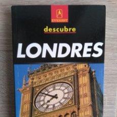 Libros de segunda mano: DESCUBRE LONDRES ** CATLING, CHRISTOPHER. Lote 176467524