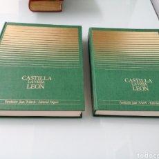 Libros de segunda mano: CASTILLA LA VIEJA LEÓN. MADRID, 1975. ED. NOGUER. FUNDACIÓN JUAN MARCH.. Lote 176491252