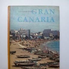 Libros de segunda mano: GRAN CANARIA. INGEMAR PALLIN. 1965.. Lote 176642519