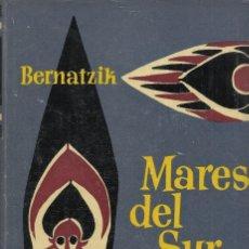 Libros de segunda mano: EN LOS MARES DEL SUR, BERNATZIK. Lote 176794739