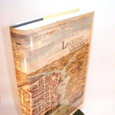 Libros de segunda mano: LA CIUDAD ORDENADA. ALLAN R. BREWER-CARÍAS. HISTORIA DEL POBLAMIENTO DE LA AMÉRICA COLONIAL. 2008.. Lote 176929058