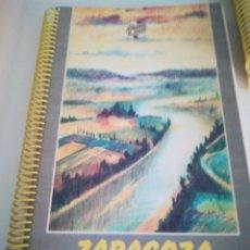 Libros de segunda mano: CUADERNOS DE ARAGÓN ZARAGOZA VALLE DEL EBRO. Lote 176956905
