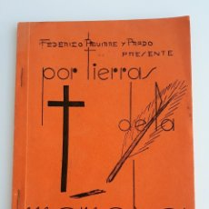 Libros de segunda mano: POR TIERRAS DE LA MANCHA. FEDERICO AGUIRRE Y PRADO. 1941. W. Lote 177298150