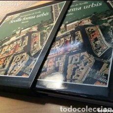 Libros de segunda mano: SEVILLA FORMA URBIS -MARSILIO- COMPAÑIA GENÉRALE RIPRESEAEREE (AYTO.SEVILLA. Lote 177435514