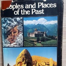 Libros de segunda mano: PEOPLES AND PLACES OF THE PAST. NATIONAL GEOGRAPHIC. Lote 177504929