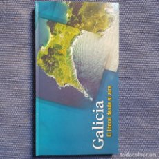 Livros em segunda mão: GALICIA. EL LITORAL DESDE EL AIRE. Lote 177839574