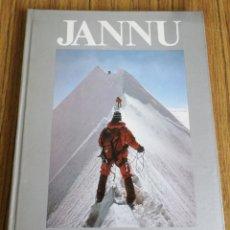 Libros de segunda mano: JANNU - UNA PRIMAVERA DEL HIMALAYA - MARIO ABREGO - CON ABUNDANTES FOTOGRAFÍAS A COLOR . Lote 178146113