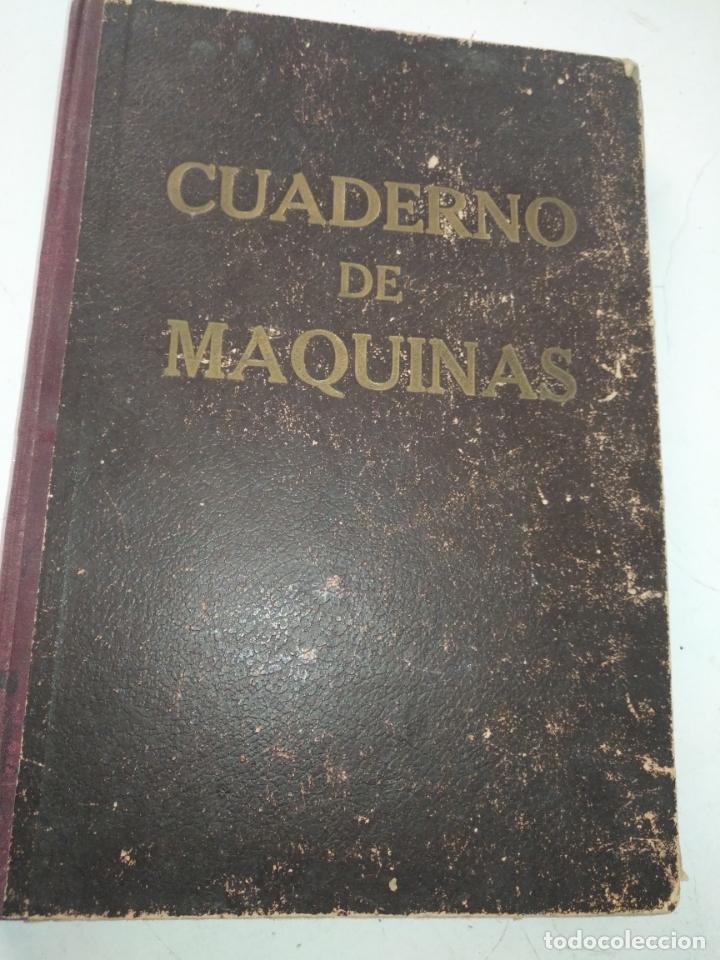 Libros de segunda mano: Cuaderno de maquinas cabo de hornos barco turbina del año 1902 . Escrito 1946 - Foto 33 - 178222837