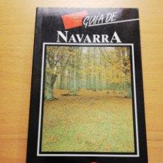 Libros de segunda mano: GUÍA DE NAVARRA (JUAN RAMÓN CORPAS MAULEÓN) EL PAIS AGUILAR. Lote 178669391