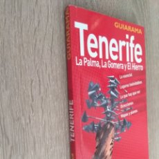 Libros de segunda mano: TENERIFE, LA PALMA, LA GOMERA Y EL HIERRO (GUIARAMA - ESPAÑA) ** MARIO HERNANDEZ BUENO. Lote 178929786