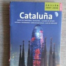 Libros de segunda mano: CATALUÑA :GUIAS DE ESPAÑA METROPOLIS ** JAUME FABREGAS. Lote 178965576