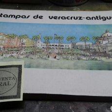 Libros de segunda mano: ESTAMPAS DE VERACRUZ ANTIGUO. JOSE PEREZ DE LEON. Lote 178974498