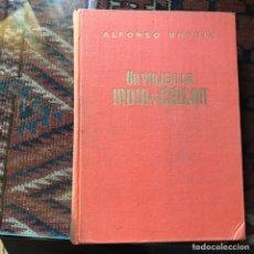Libros de segunda mano: UN VIAJE A LA INDIA Y CEILÁN . ALFONSO HUNGRÍA. Lote 178992300