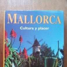 Libros de segunda mano: MALLORCA, CULTURA Y PLACER, KONEMANN, 2000. Lote 179023390