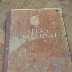 Libros de segunda mano: ATLAS UNIVERSAL. Lote 179055765