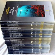 Libros de segunda mano: EL MUNDO DE NATIONAL GEOGRAPHIC - 29 TOMOS - ED. FOLIO 1993 - VER DESCRIPCIÓN Y FOTOS. Lote 179068917