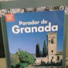 Livres d'occasion: LMV - PARADOR DE GRANADA. TEXTO EN CASTELLANO E INGLES. Lote 179129202