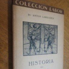 Libros de segunda mano: HISTORIA DE SUIZA , ANTON LARGIADER. Lote 179209921