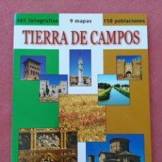 Livres d'occasion: TIERRA DE CAMPOS - EDICIONES LANCIA - 2004. Lote 179202496