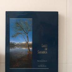 Libros de segunda mano: LAGO DE SANABRIA - PEDRO SALVADOR PALACIOS - DIPUTACIÓN DE ZAMORA 1996. Lote 179250217