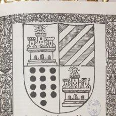 Libros de segunda mano: ITINERARIO DEL VENERABLE VARON MICER, FACSIMIL.. Lote 179327815