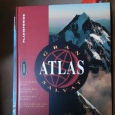 Libros de segunda mano: GRAN ATLAS SALVAT - 16 TOMOS. Lote 179365742