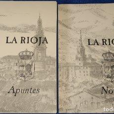 Libros de segunda mano: LA RIOJA - APUNTES Y NOTAS - RAFAEL MARGALE HERRERO - GRÁFICAS GONZÁLEZ (1981). Lote 179558042
