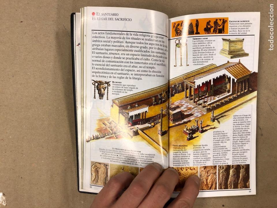 Libros de segunda mano: ATENAS. GUÍA ACENTO GALLIMARD 1994. ILUSTRADO. 456 PÁGINAS. - Foto 5 - 180114503