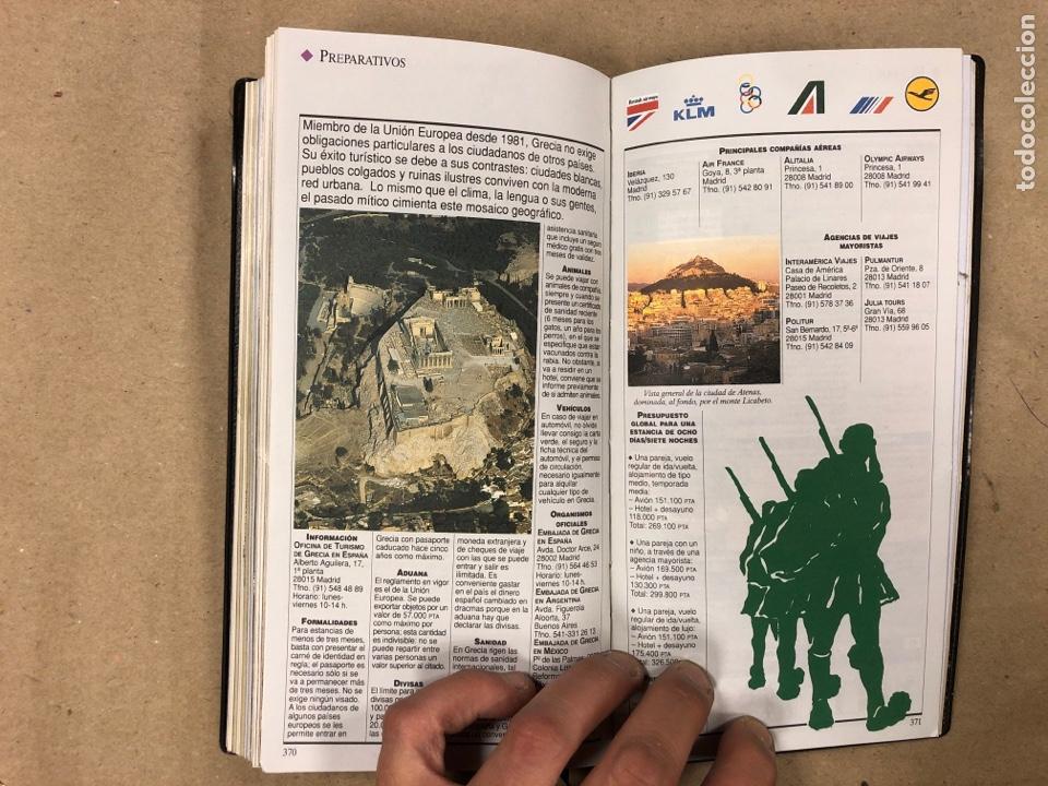 Libros de segunda mano: ATENAS. GUÍA ACENTO GALLIMARD 1994. ILUSTRADO. 456 PÁGINAS. - Foto 7 - 180114503