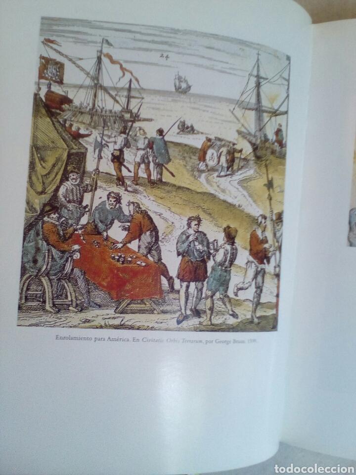 Libros de segunda mano: Exploradores españoles olvidados de los siglos XVI y XVII. Prosegur, 2000. Bonito libro - Foto 2 - 180175723