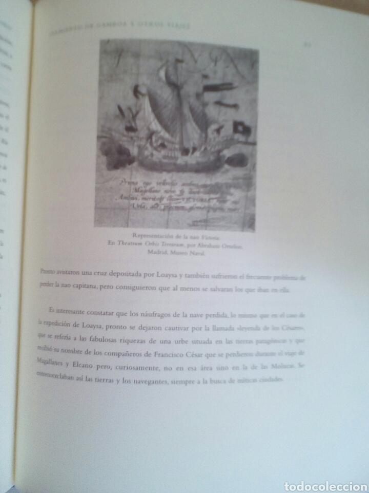 Libros de segunda mano: Exploradores españoles olvidados de los siglos XVI y XVII. Prosegur, 2000. Bonito libro - Foto 4 - 180175723