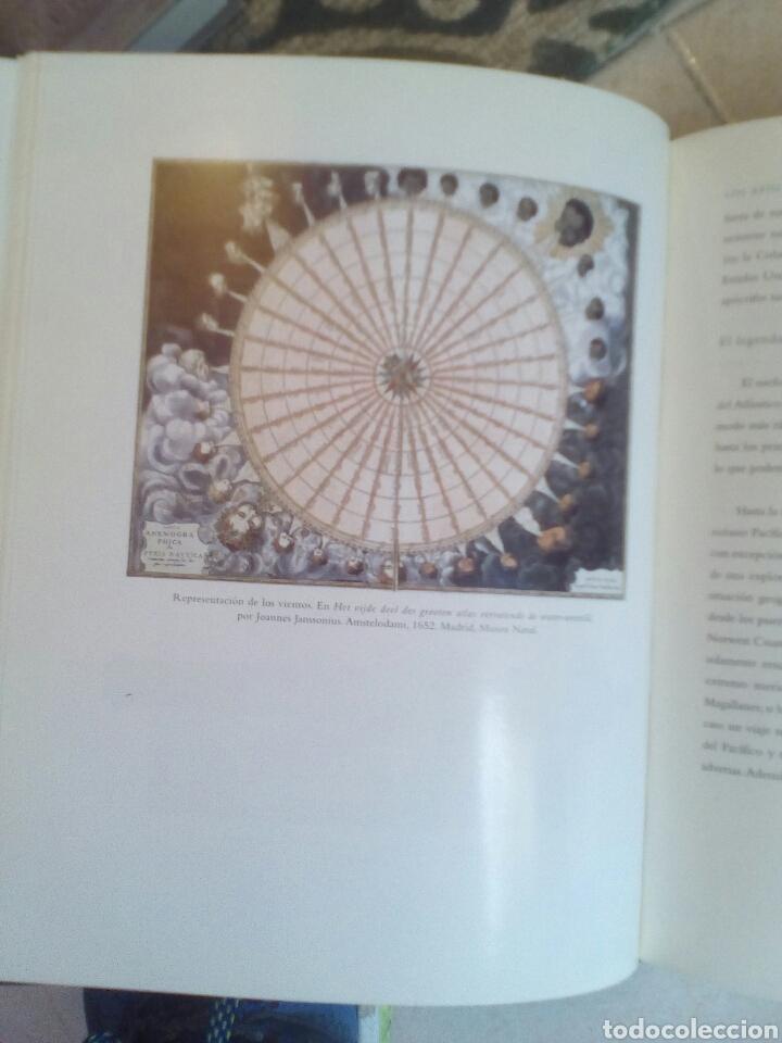 Libros de segunda mano: Exploradores españoles olvidados de los siglos XVI y XVII. Prosegur, 2000. Bonito libro - Foto 5 - 180175723