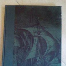 Libros de segunda mano: EXPLORADORES ESPAÑOLES OLVIDADOS DE LOS SIGLOS XVI Y XVII. PROSEGUR, 2000. BONITO LIBRO. Lote 180175723