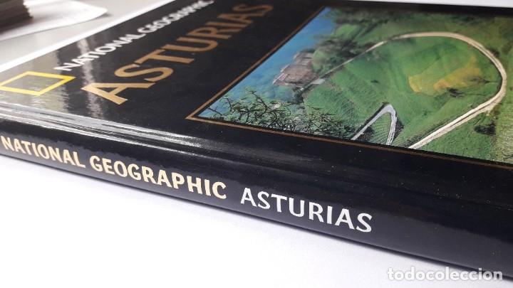 Libros de segunda mano: CONOCER ESPAÑA: ASTURIAS. NATIONAL GEOGRAPHIC. IMPECABLE. - Foto 2 - 180207733