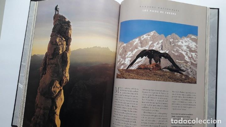 Libros de segunda mano: CONOCER ESPAÑA: ASTURIAS. NATIONAL GEOGRAPHIC. IMPECABLE. - Foto 8 - 180207733