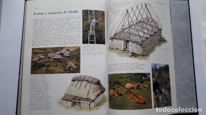 Libros de segunda mano: CONOCER ESPAÑA: ASTURIAS. NATIONAL GEOGRAPHIC. IMPECABLE. - Foto 9 - 180207733