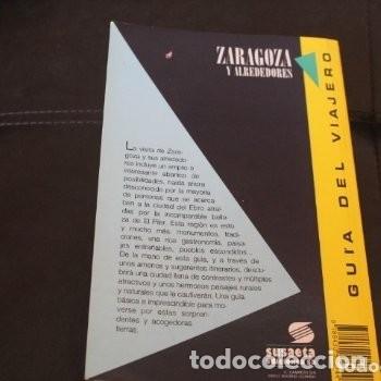 Libros de segunda mano: GUIA DEL VIAJERO ZARAGOZA Y ALREDEDORES - Foto 4 - 180274223