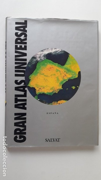 Libros de segunda mano: GRAN ATLAS SALVAT UNIVERSAL, ESPAÑA - Foto 10 - 180286236