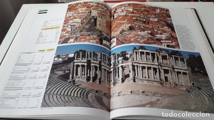 Libros de segunda mano: GRAN ATLAS SALVAT UNIVERSAL, ESPAÑA - Foto 7 - 180286236